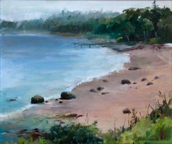 Blue Hill Bay Beach