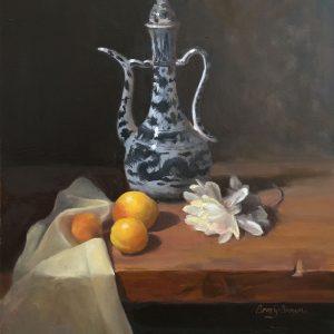 Ming Teapot