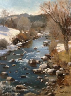 Truckee, Early Spring